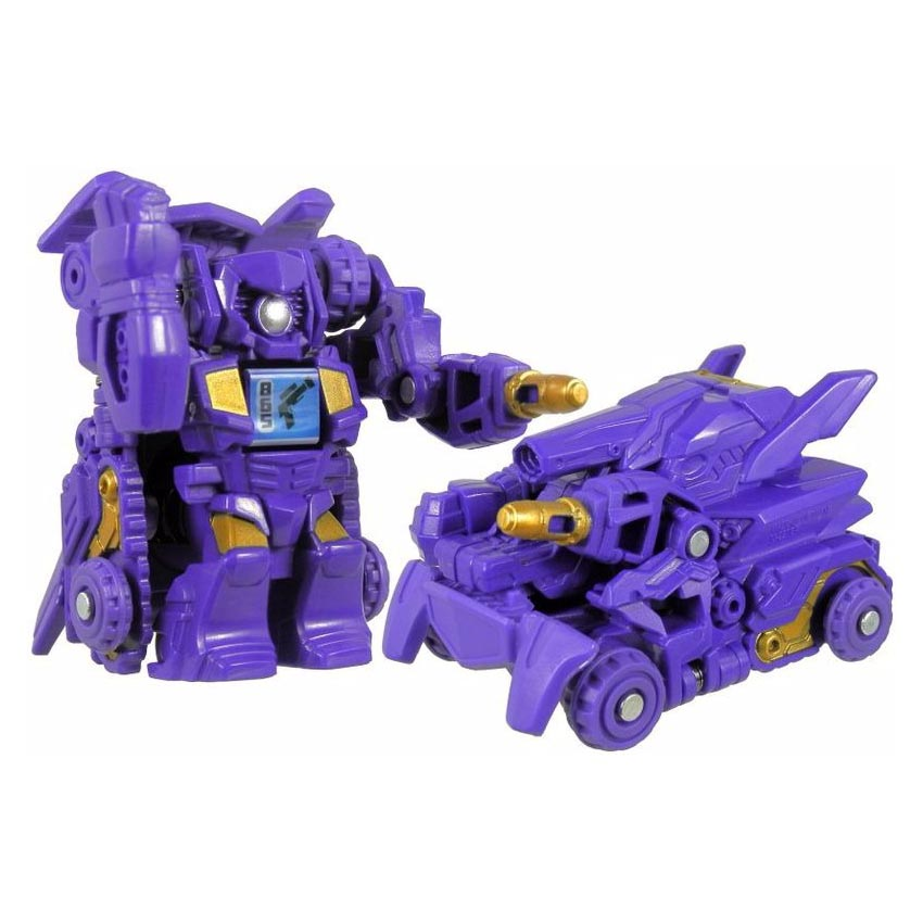 Đồ chơi Robot Transformer mini Bot Shots - Shockwave (Box)