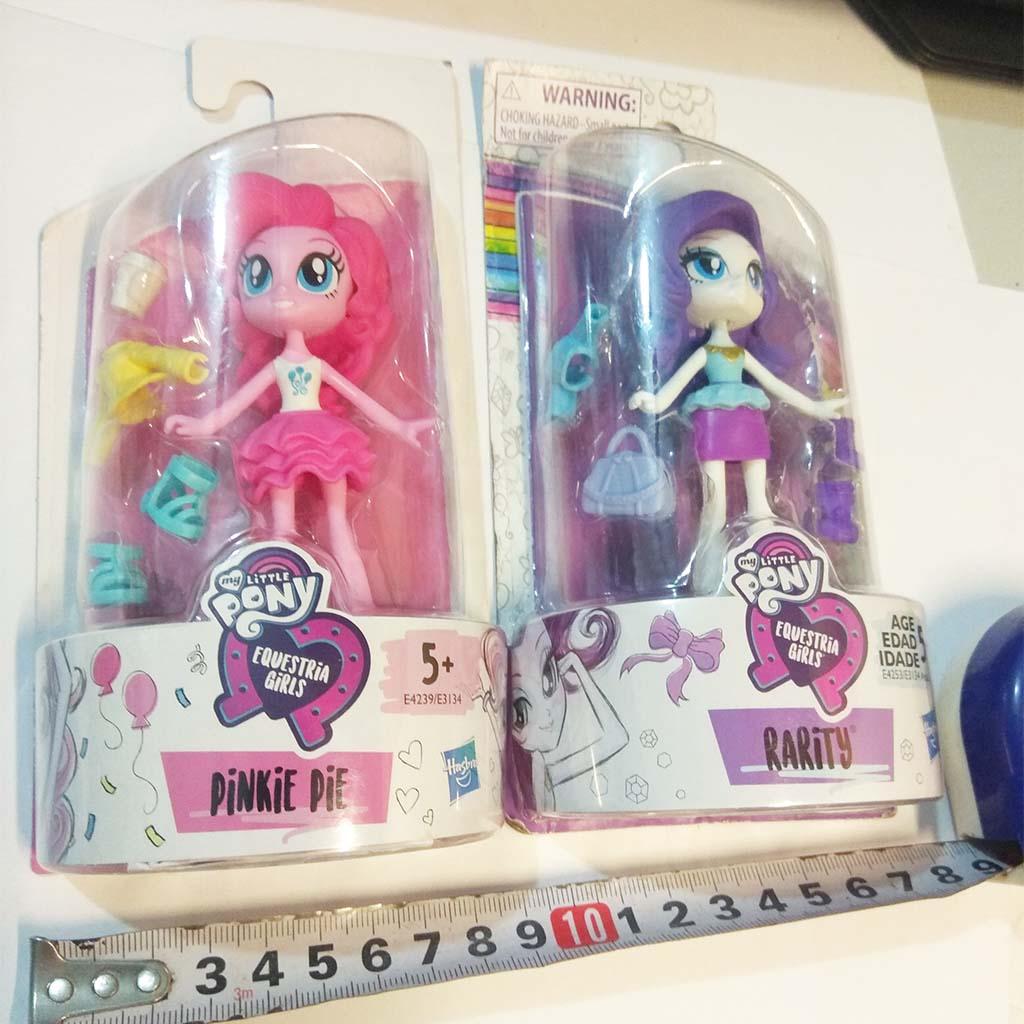 Búp bê My Little Pony cô gái Equestria Pinkie Pie Blink
